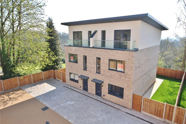Thumbnail Semi-detached house for sale in The Crescent, Alexandra Park