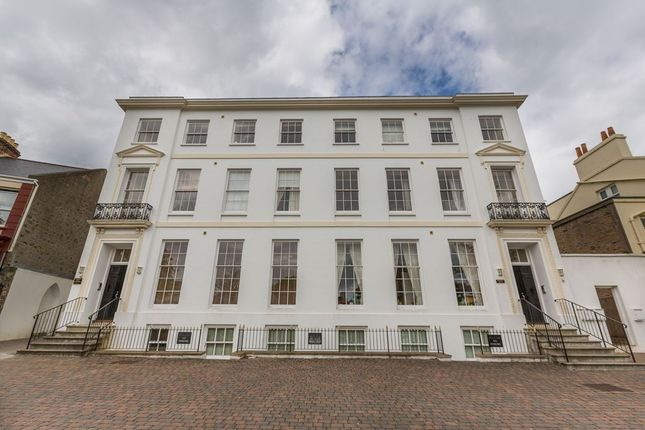 Thumbnail 2 bed flat to rent in Queens Road, St. Peter Port, Guernsey