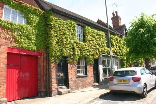 Thumbnail Flat for sale in Canal Side, High Street, Hungerford