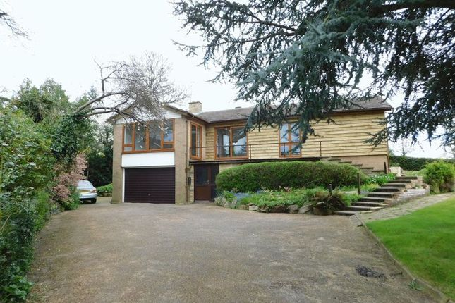 Thumbnail Bungalow for sale in Top Road, Acton Trussell, Stafford