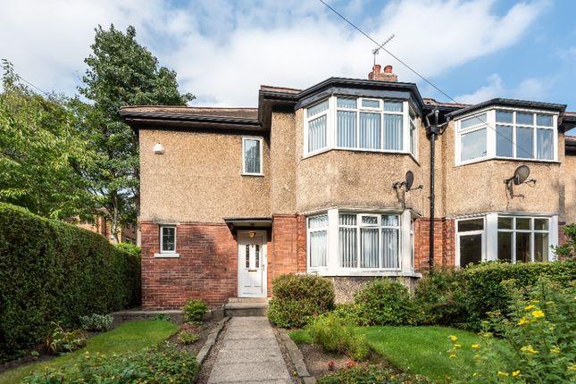 Thumbnail Semi-detached house for sale in Harehills Lane, Chapel Allerton, Leeds