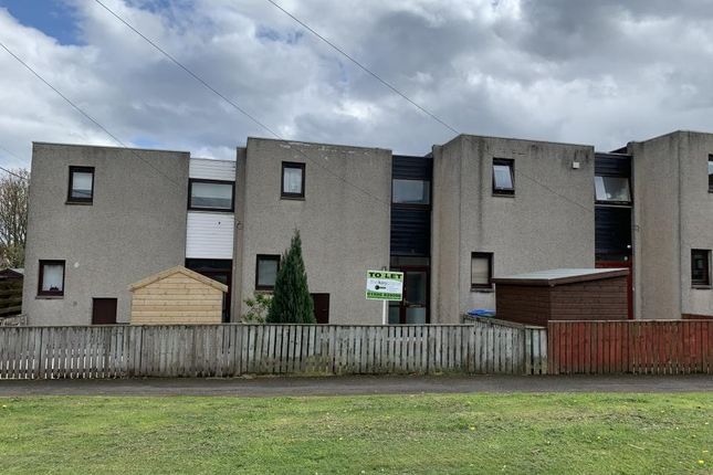 Thumbnail Terraced house to rent in Muirend Court, Bo'ness, Falkirk