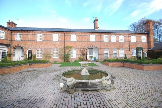 Thumbnail Property to rent in Rangemore Hall Mews, Rangemore, Burton Upon Trent, Staffordshire