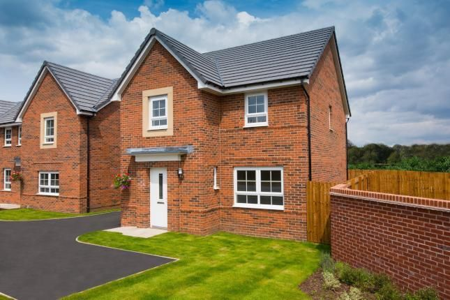 Thumbnail Detached house for sale in Alexander Gate, Hanley, Stoke-On-Trent