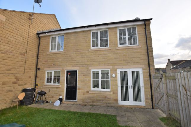 Thumbnail End terrace house for sale in Macauley Road, Birkby, Huddersfield, West Yorkshire