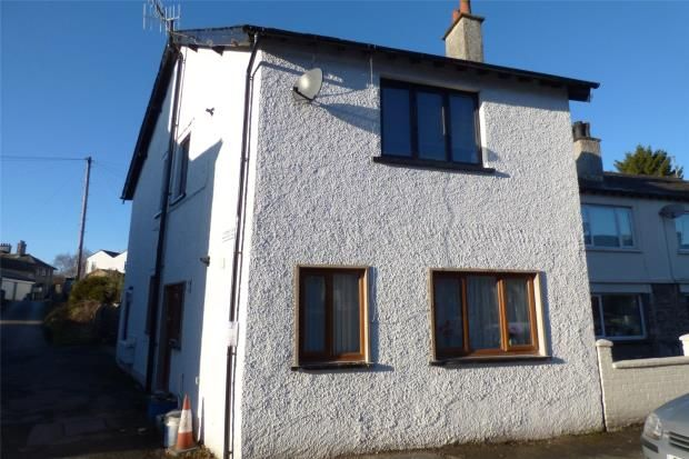 Thumbnail Flat for sale in Park Street, Kendal, Cumbria