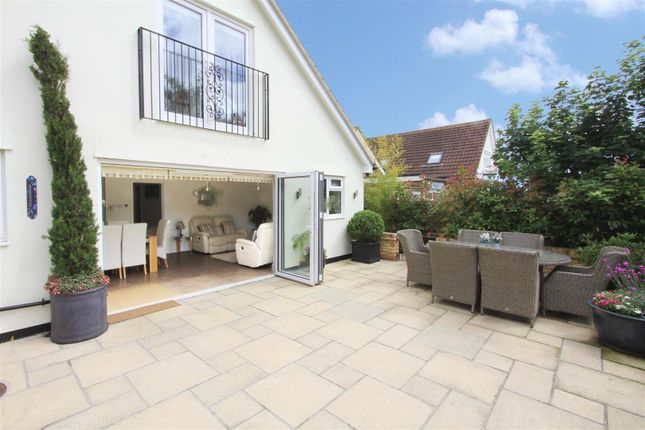 Patio Area of Micawber Avenue, Hillingdon UB8