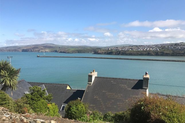 Thumbnail End terrace house for sale in Quay Road, Goodwick, Pembrokeshire