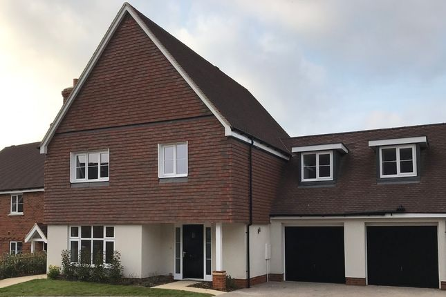 Thumbnail Detached house for sale in Sycamore Gardens, Ewell