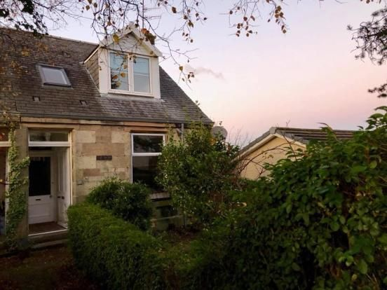 Thumbnail Semi-detached house to rent in Happyhills, West Kilbride, North Ayrshire