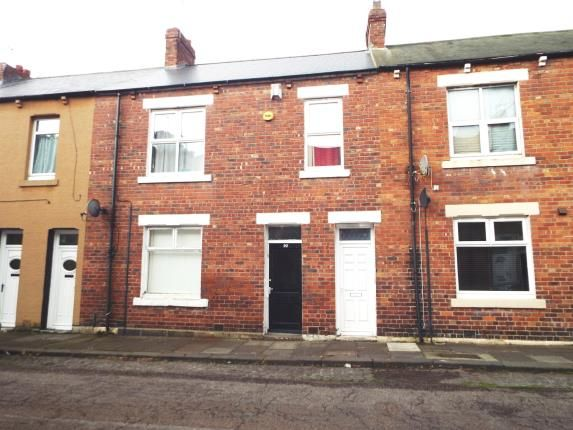 Thumbnail Flat for sale in Russell Street, Jarrow, Tyne And Wear