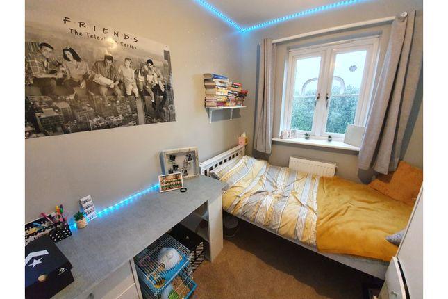 Bedroom Four of Head Weir Road, Cullompton EX15