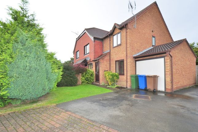 Thumbnail Semi-detached house to rent in Chester Avenue, Beverley