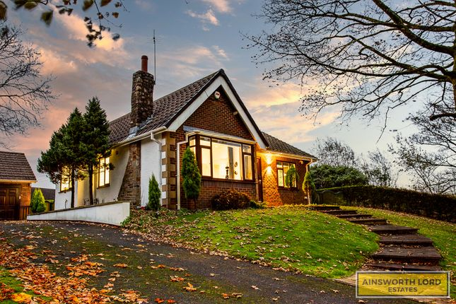 Thumbnail Detached bungalow for sale in Woodlea Chase, Darwen