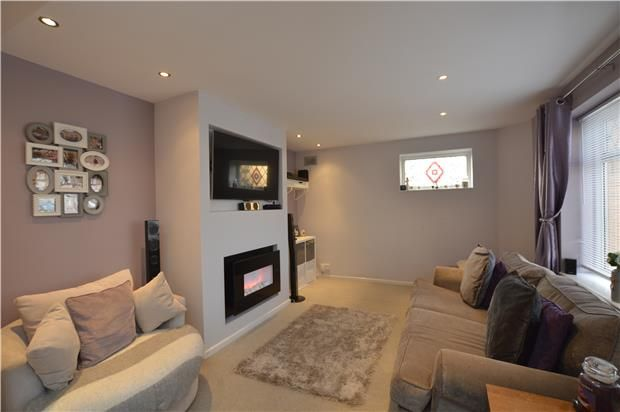 Thumbnail Semi-detached house for sale in Crossley Close, Winterbourne, Bristol