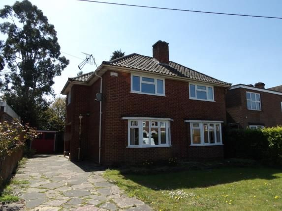 Thumbnail Detached house for sale in Howard Road, Shirley, Southampton