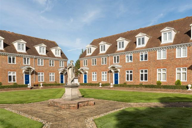 Thumbnail End terrace house for sale in The Square, High Pine Close, Weybridge, Surrey