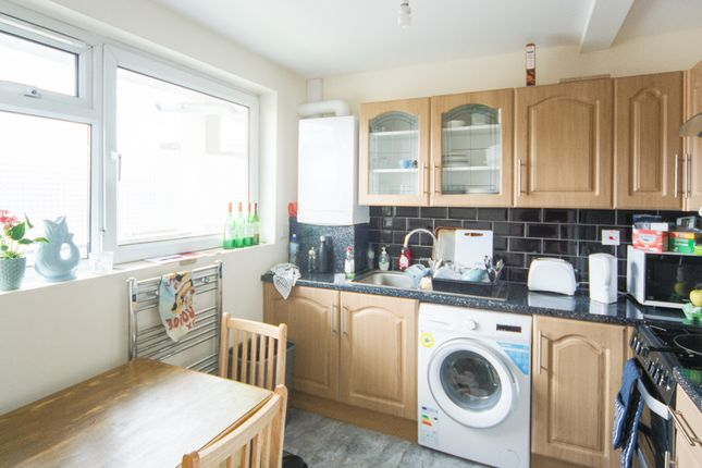 Thumbnail Flat to rent in Nelson Gardens, London