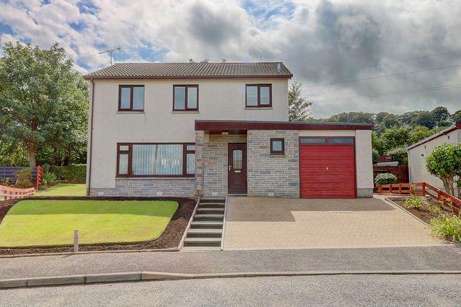 Thumbnail Detached house for sale in Makbrar Crescent, Dumfries
