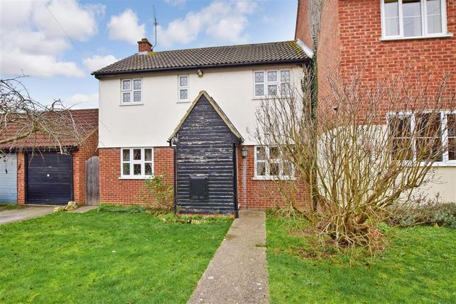 Thumbnail End terrace house for sale in Carlyle Gardens, Billericay, Essex