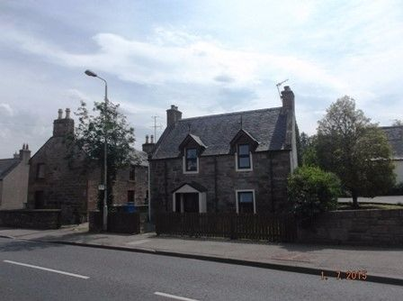 Thumbnail Detached house for sale in Burn Place, Dingwall