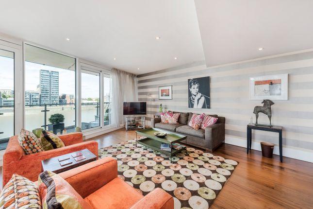 Living Area & Balcony Access
