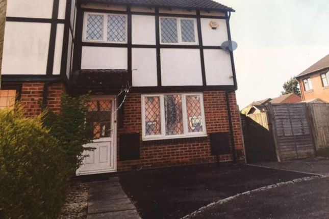 Thumbnail End terrace house to rent in Watermoor Close, Cheltenham