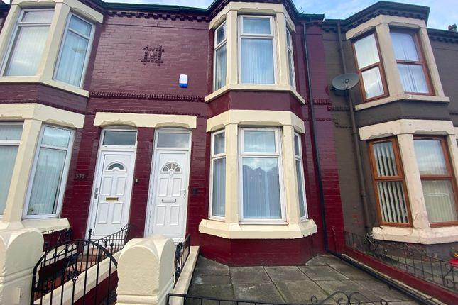 Terraced house to rent in Walton Lane, Walton, Liverpool