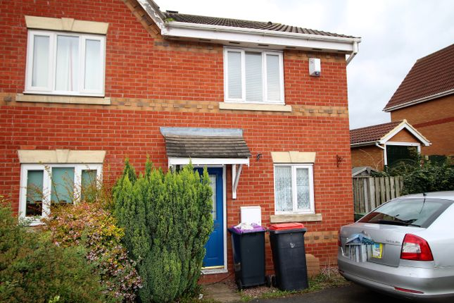 Thumbnail Semi-detached house to rent in Ivy House Paddocks, Ketley, Telford