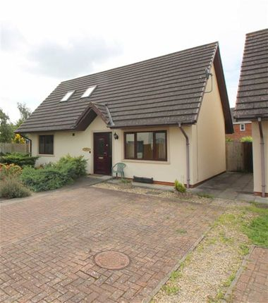 Thumbnail Bungalow for sale in Brook Estate, Monmouth