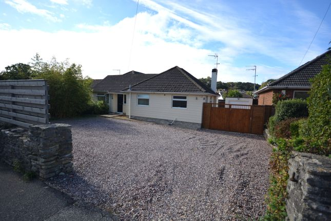 Thumbnail Detached bungalow for sale in Lancaster Drive, Broadstone