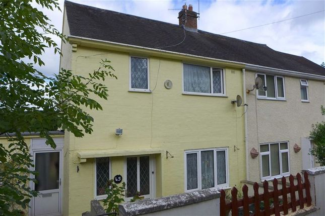 Thumbnail Semi-detached house for sale in Rhydybont, Aberystwyth, Ceredigion