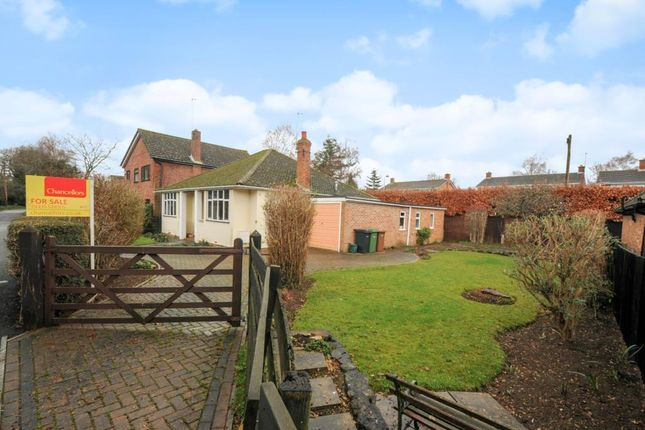Thumbnail Detached bungalow for sale in South Avenue, North Abingdon