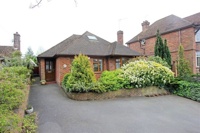 Thumbnail Detached bungalow for sale in Bell Road, Sittingbourne, Kent