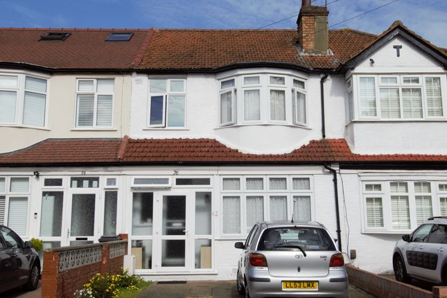 Thumbnail Terraced house for sale in Ladywood Road, Surbiton