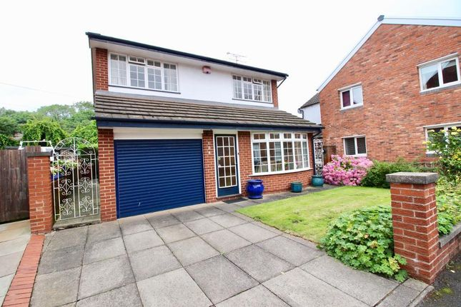 Thumbnail Detached house for sale in Church Street, Stone, Staffordshire