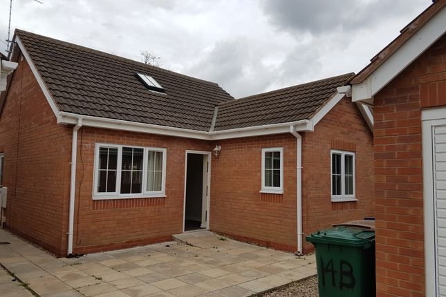 Thumbnail Detached bungalow for sale in Lime Tree Avenue, Tile Hill, Coventry