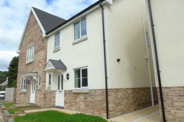 Thumbnail Semi-detached house for sale in Cwm Level Road, Plasmarl, Swansea, Swansea
