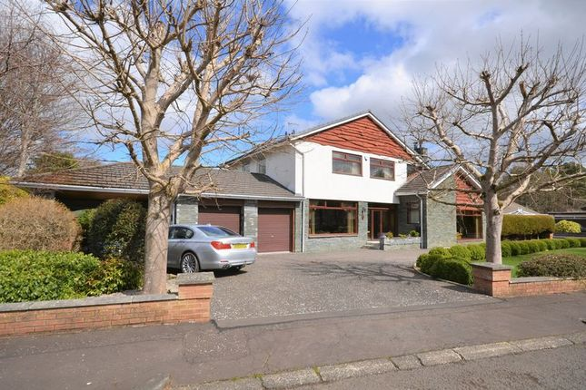 Thumbnail Property for sale in Balcomie Crescent, Troon
