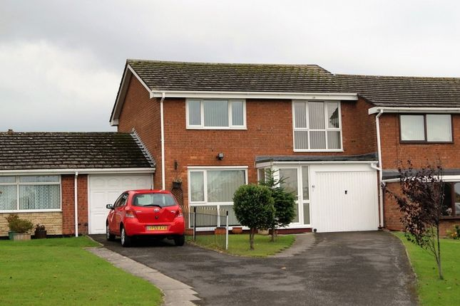 Thumbnail Terraced house to rent in Burnham Drive, Weston Super Mare