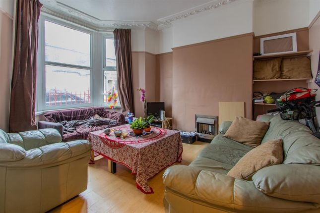 Thumbnail Property to rent in Arran Street, Roath, Cardiff