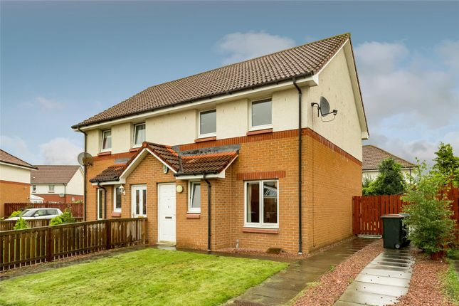 Thumbnail Semi-detached house to rent in 8 Carnegie Court, Perth, Perth And Kinross