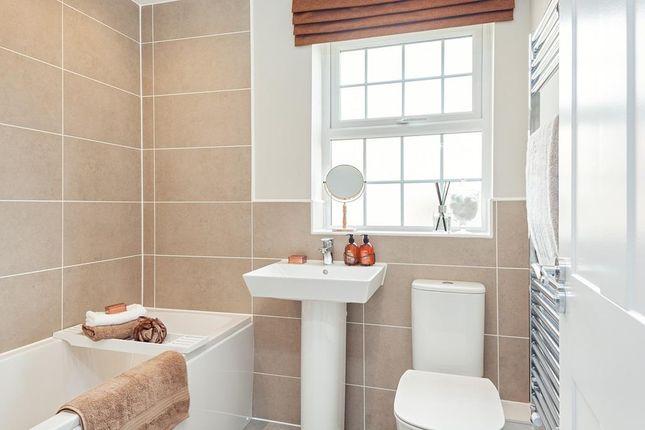 """Hadley Bathroom of """"Hadley"""" at Dryleaze, Yate, Bristol BS37"""