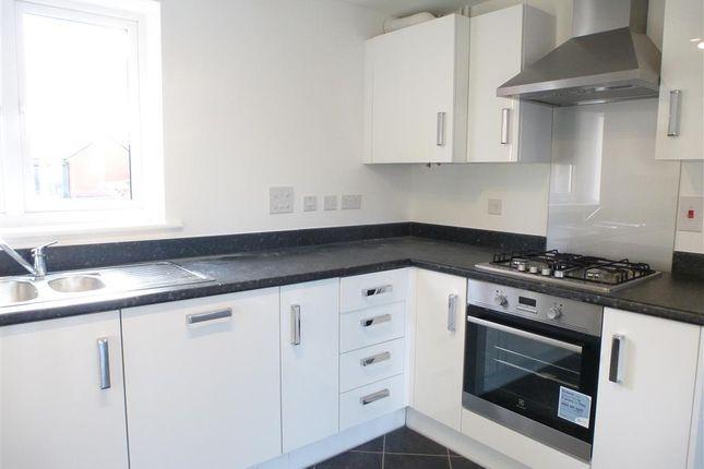 Kitchen of Nicholas Charles Crescent, Aylesbury HP18