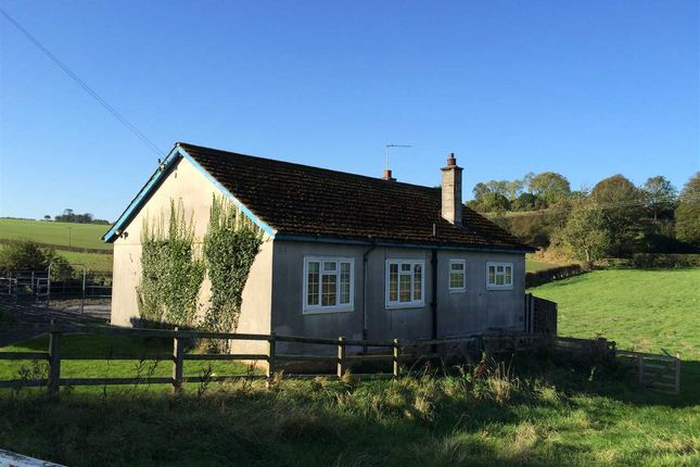 Thumbnail Detached bungalow for sale in The Bungalow At Wold House Stables, Langton Road, Malton