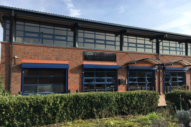 Thumbnail Warehouse to let in Units 12 & 13, Alliance Court, Alliance Road, Acton