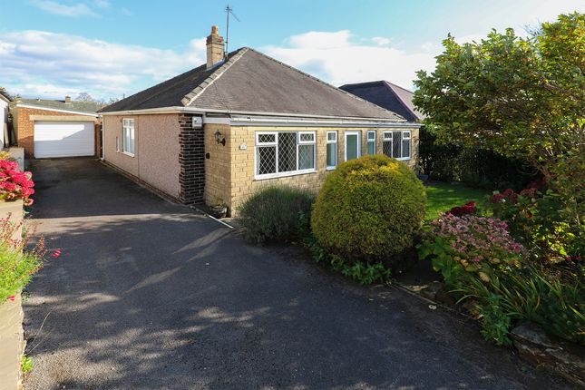 Thumbnail Detached bungalow for sale in Causeway Head Road, Dore, Sheffield