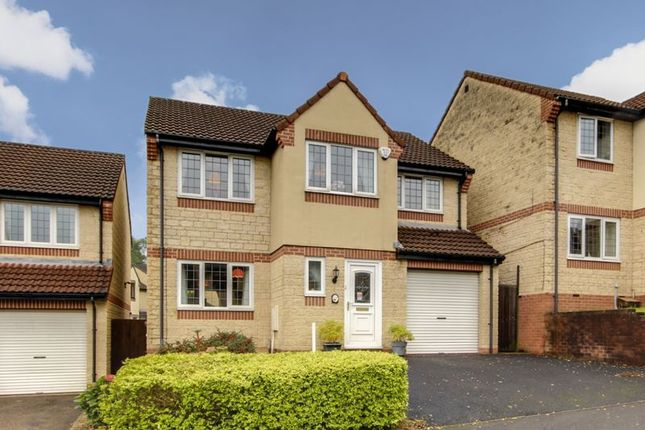 4 bed detached house for sale in Rose Walk, Rogerstone, Newport