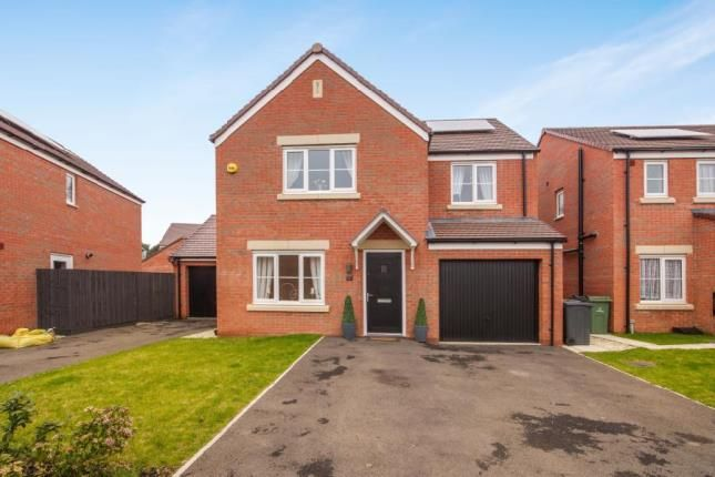 Thumbnail Detached house for sale in Narborough, King's Lynn