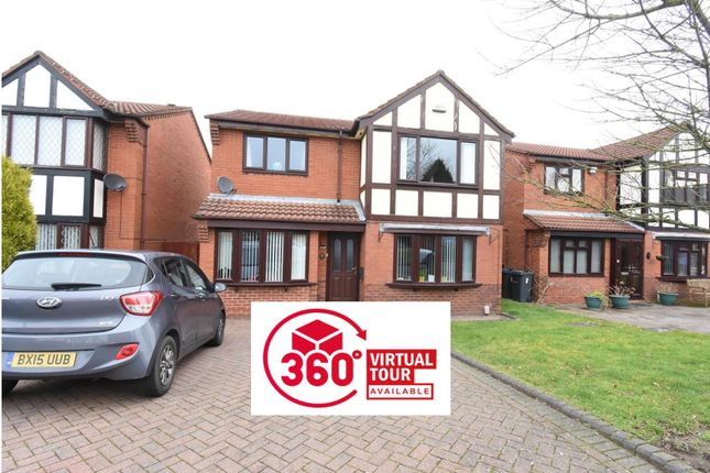 Thumbnail Detached house for sale in Wilkinson Croft, Hodge Hill, Birmingham